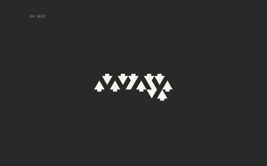 logotipos palabras en ingles