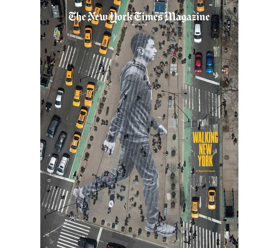 portada de revista new york times