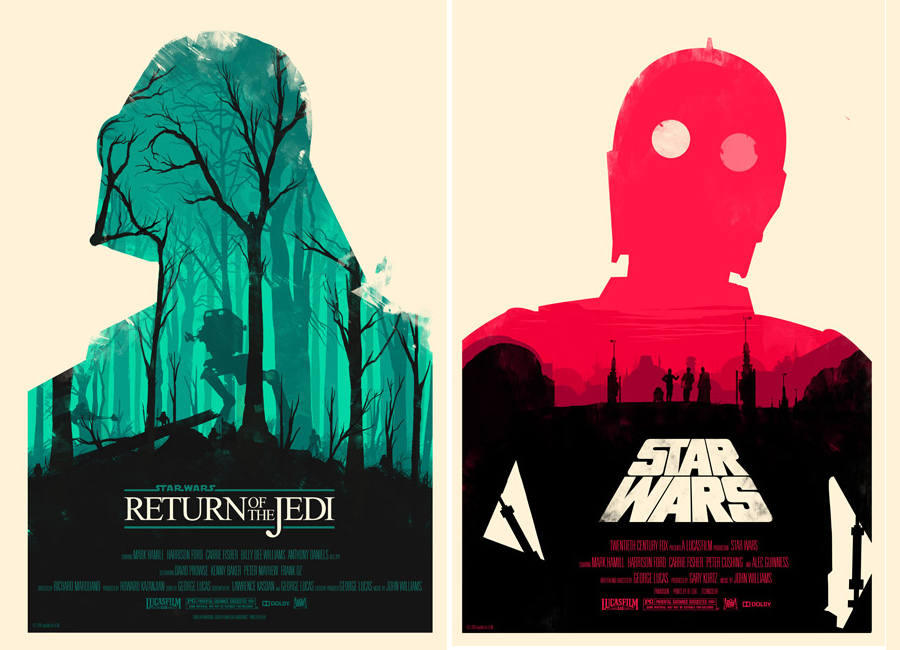 posters de Olly Moss