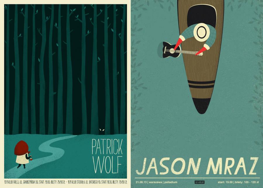 selección de pósters
