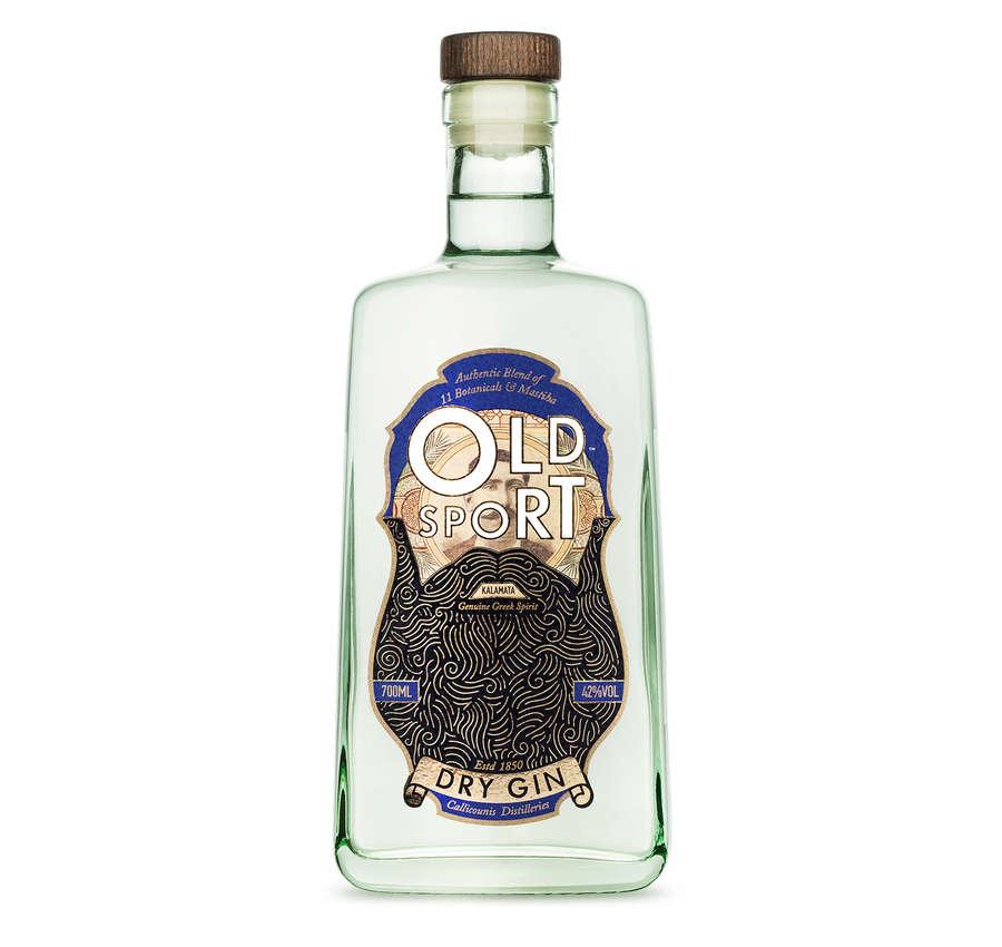 botella de gin