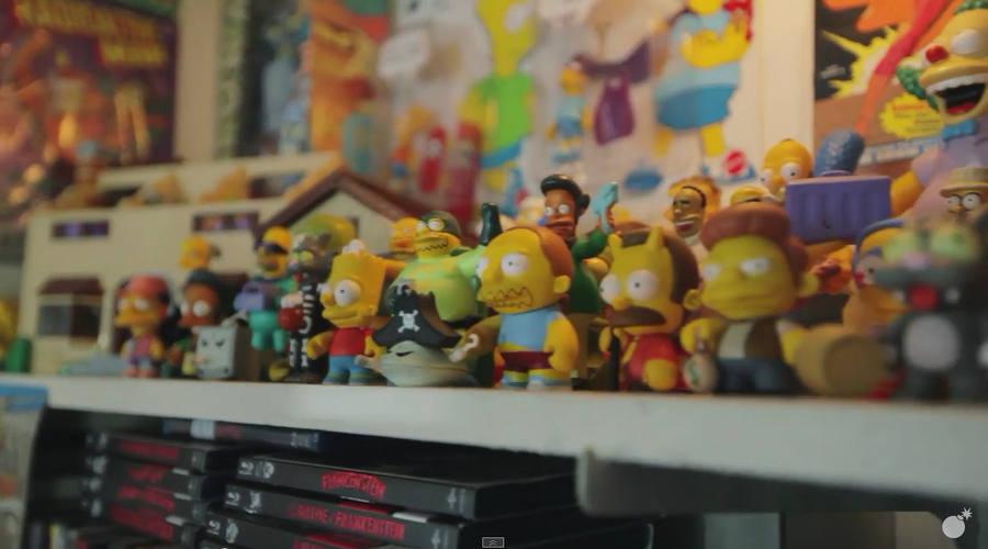 colección de juguetes