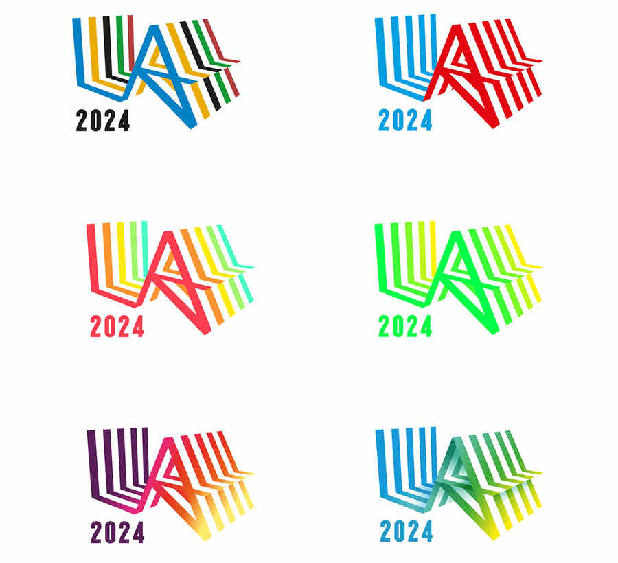 logo olimpiadas 2024