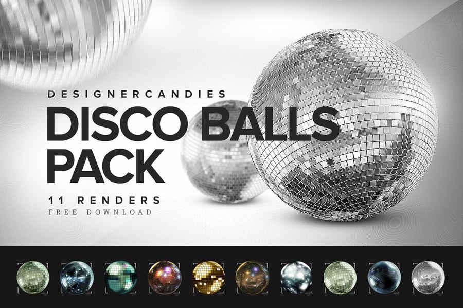 bolas de disco