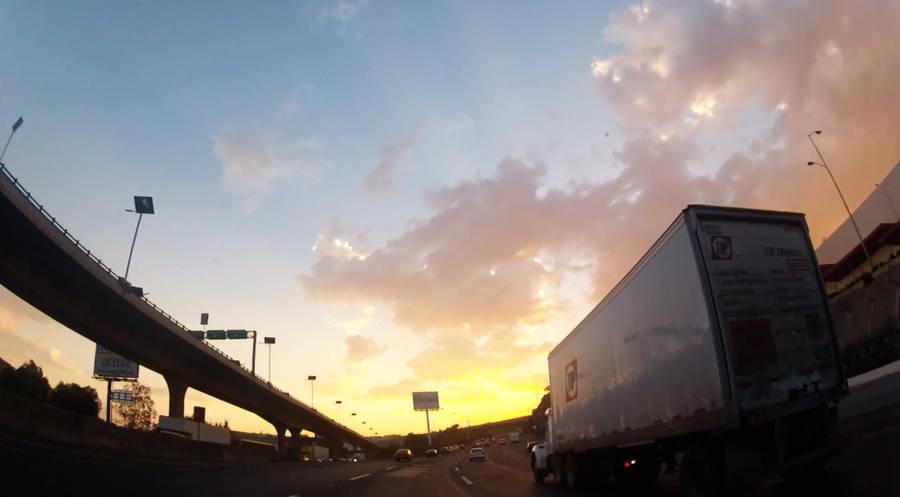 cominos y carreteras en México