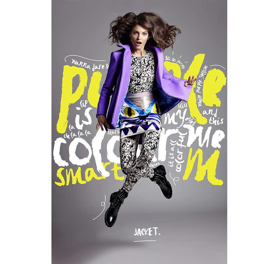 diseño editorial de modas