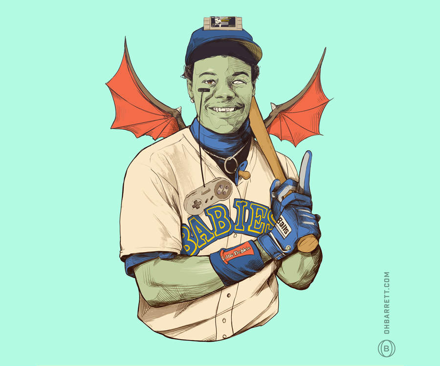 beisbolistas zombies