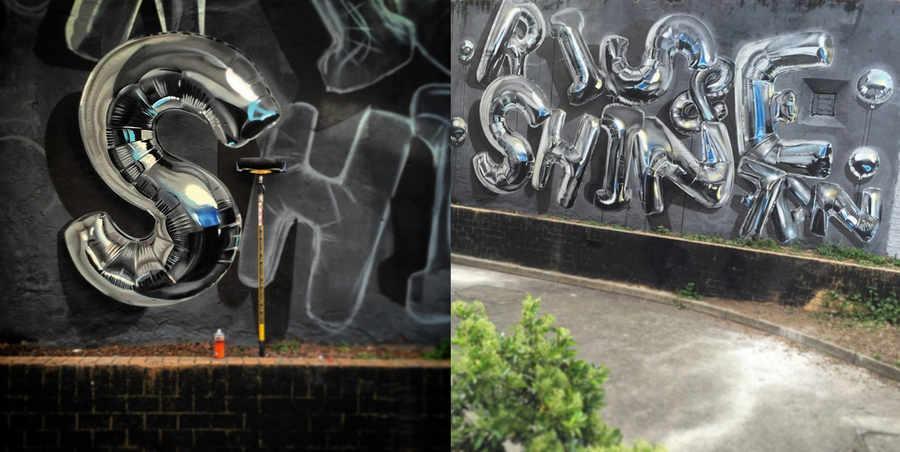 revista de graffitis