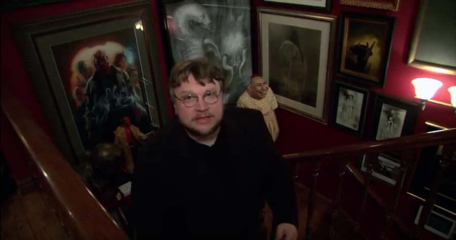 casa de Guillermo del Toro