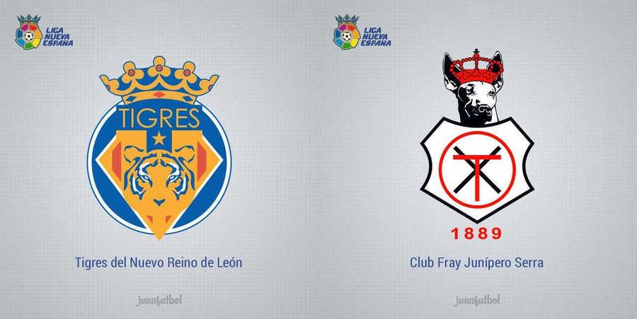 escudos de la liga mx antes de independencia