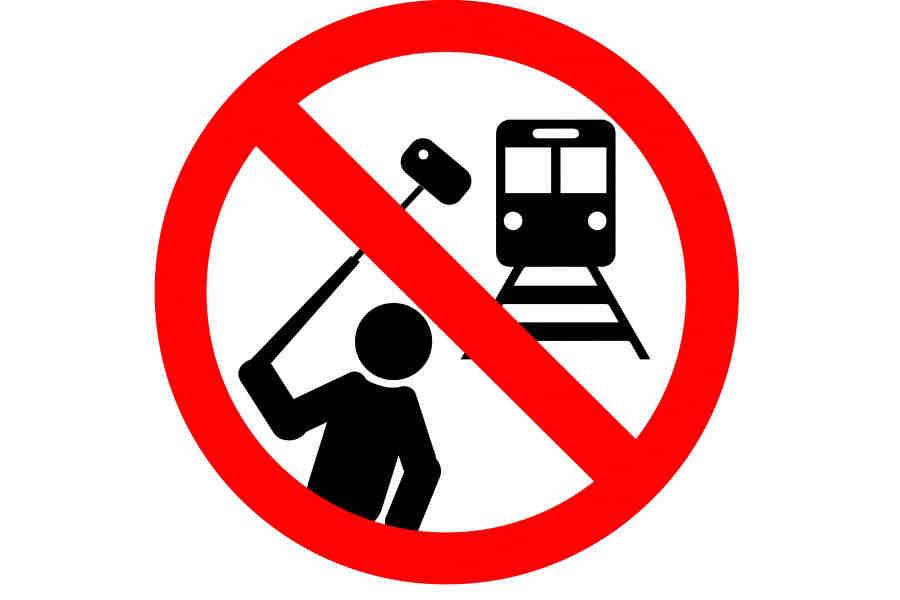 señal anti selfie