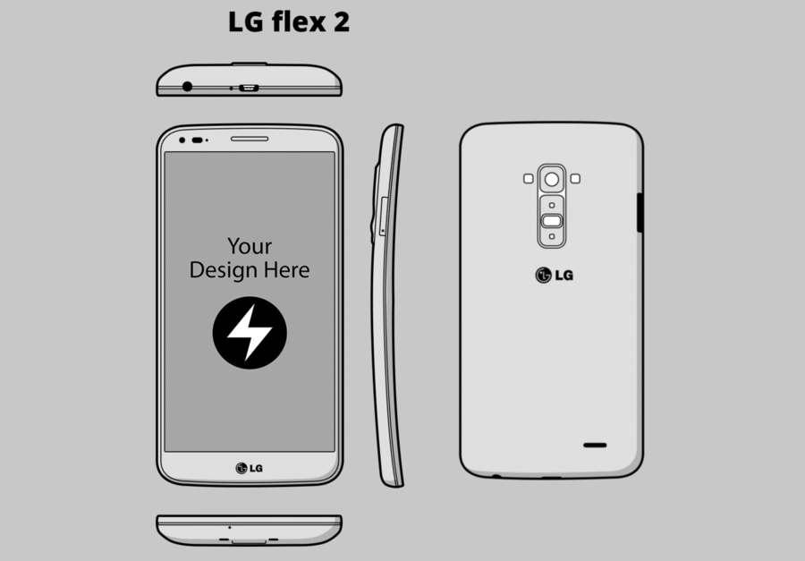 vectores de teléfonos celulares