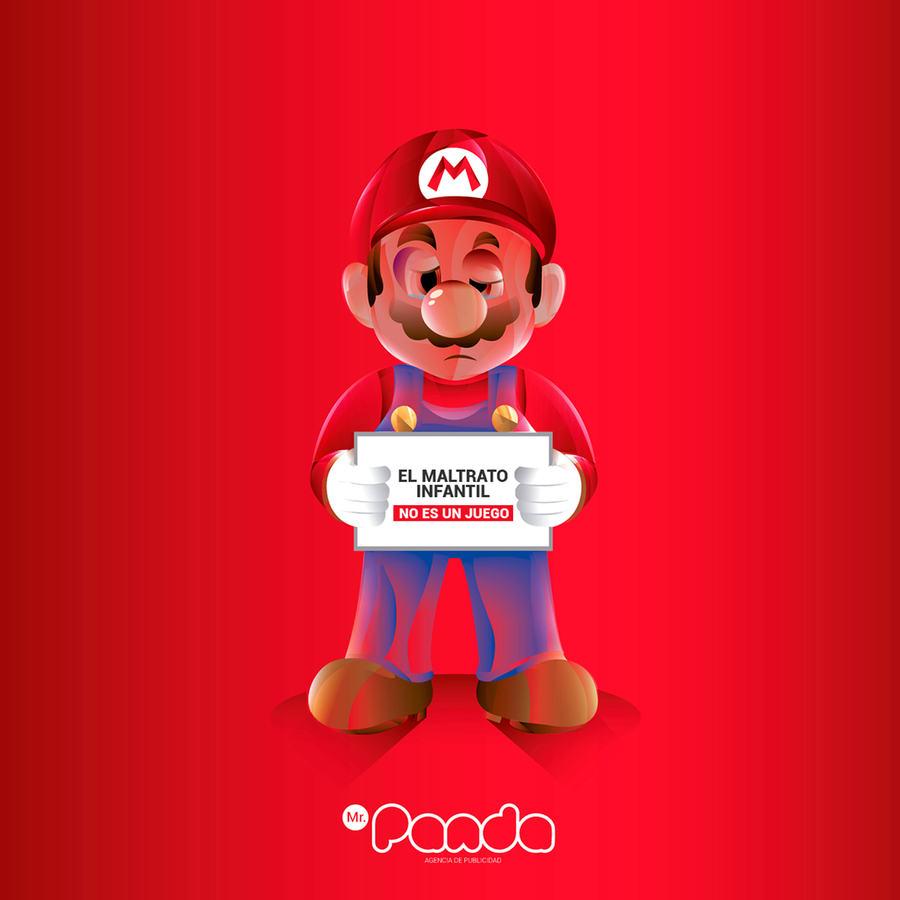 Mario Maltrato publicidad