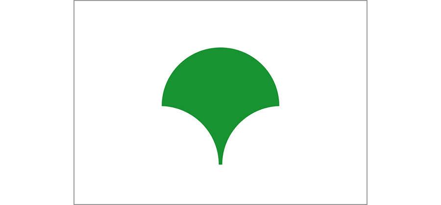 bandera prefectura de Japón