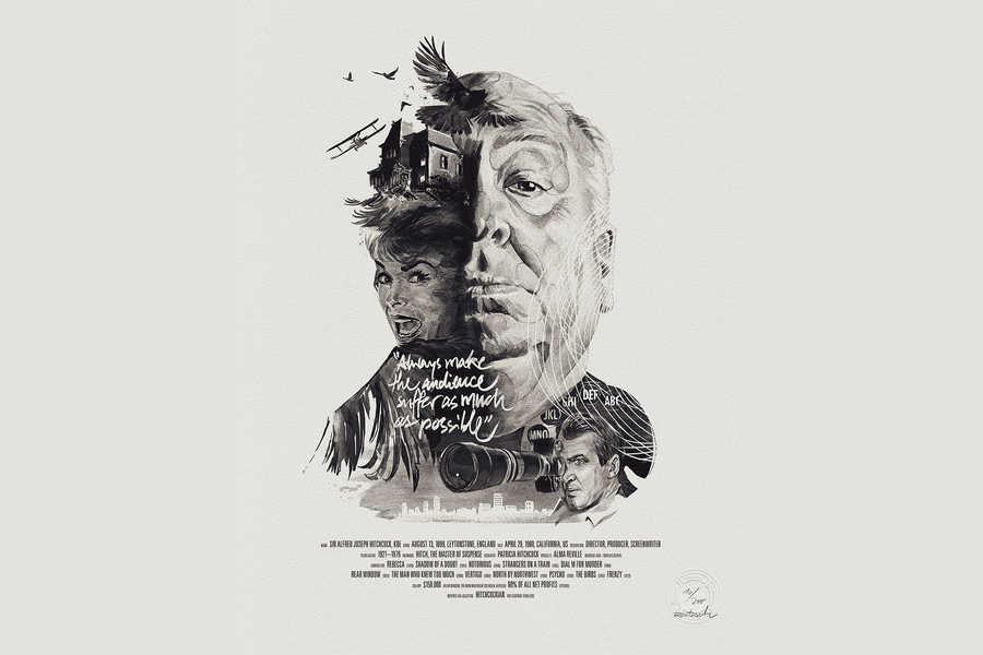 posters directores de cine