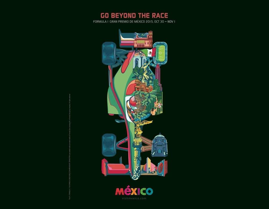 publicidad visitmexico F1