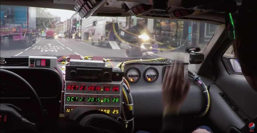 comercial de uber y pepsis