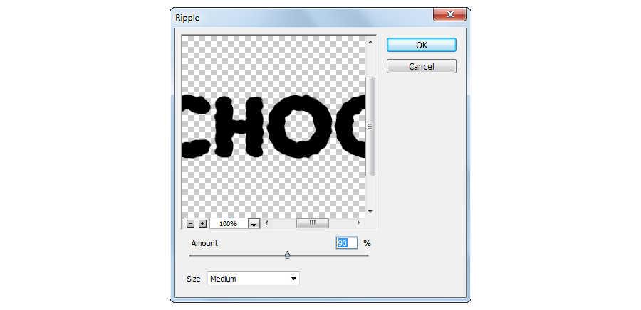 como hacer letras en plastilina con Photoshop