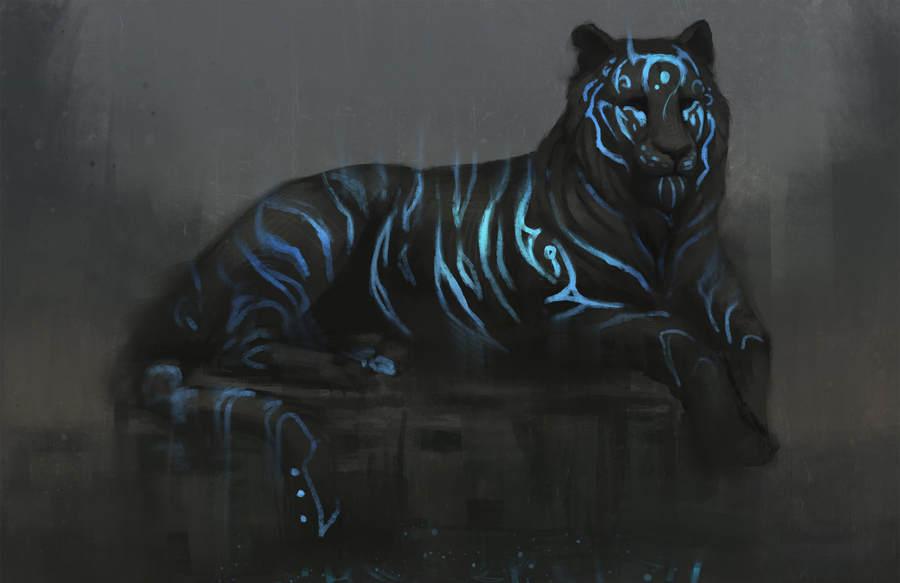 dibujos de animales felinos