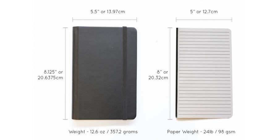 libreta de notas con iman