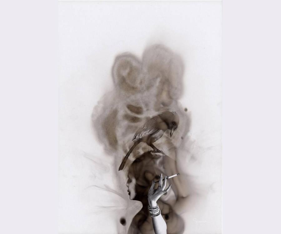 pinturas hechas con fuego