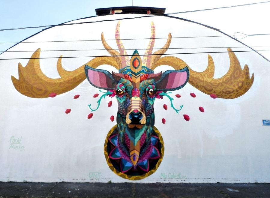 murales hechos por mexicanos