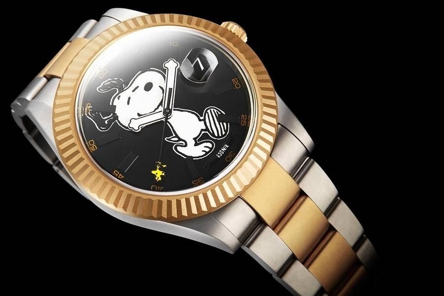 rolex de Snoopy