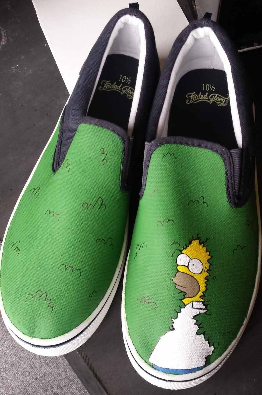 tenis de Homero