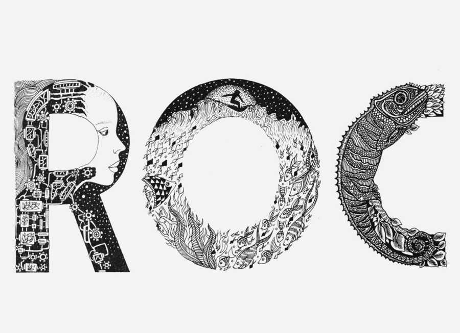 tipografías ilustradas