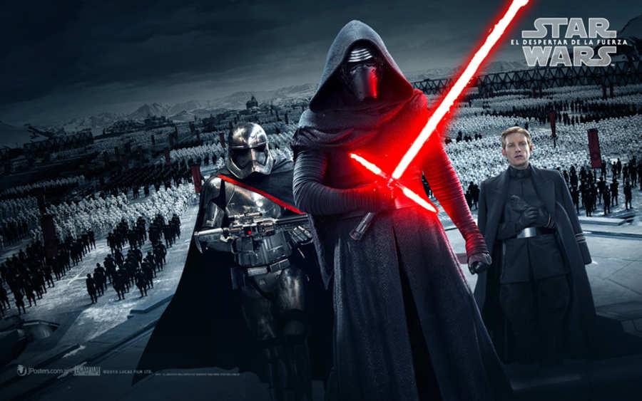 wallpaper star wars the force awakens