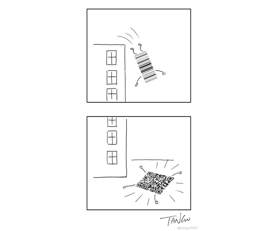 dibujos minimalistas graciosos