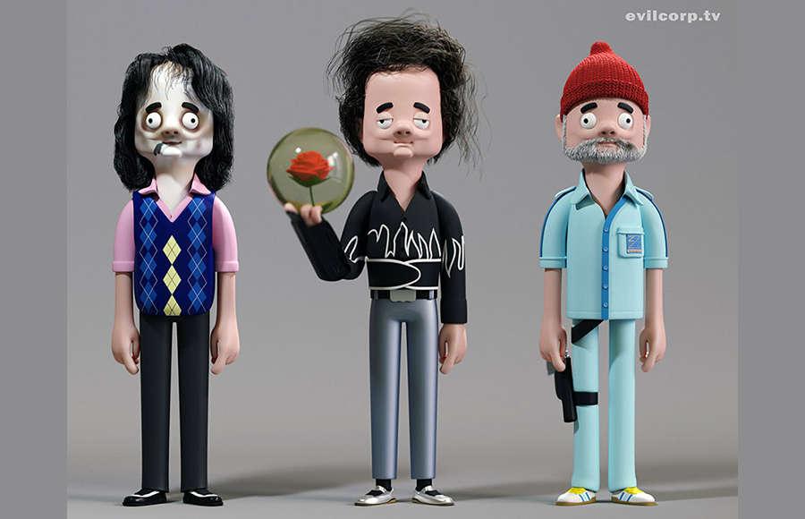 muñecos de vinil