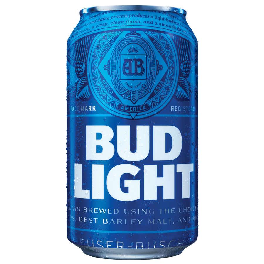 nuevo diseño de la cerveza bud light