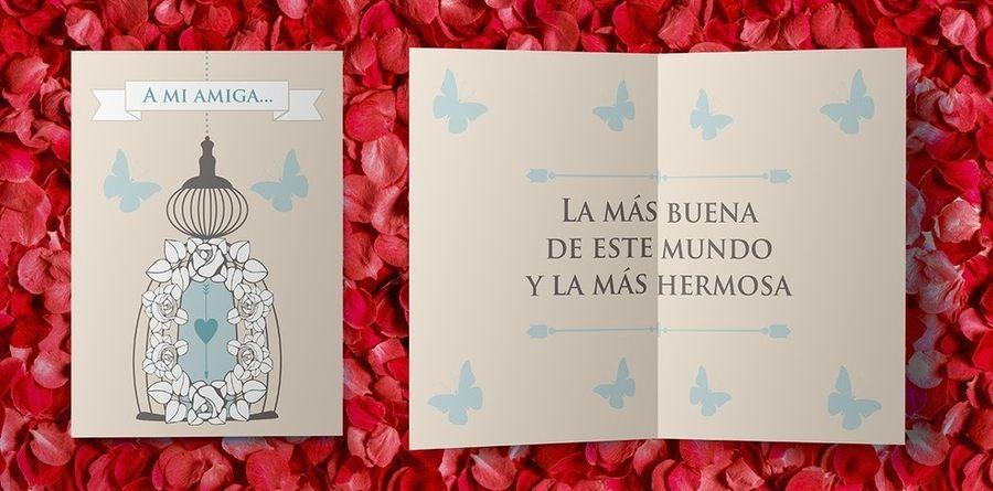 tarjetas de San Valentín con mensajes del Chapo y Kate