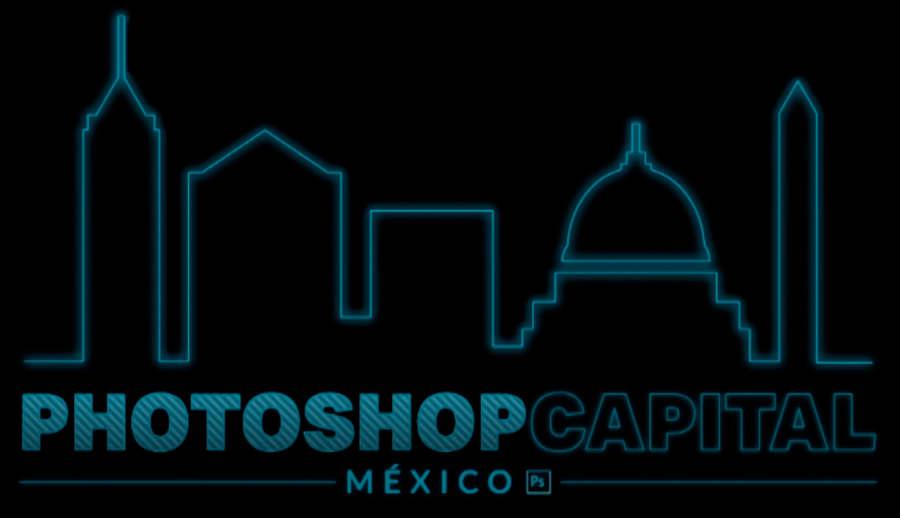 photoshop capital México 2016
