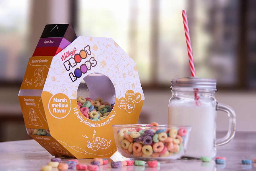 cajas para cereal