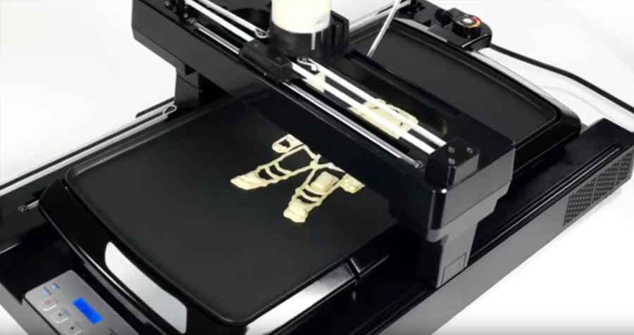 impresora de pancakes
