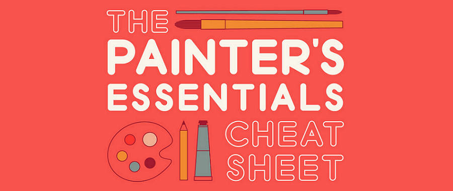 infografía para pintores