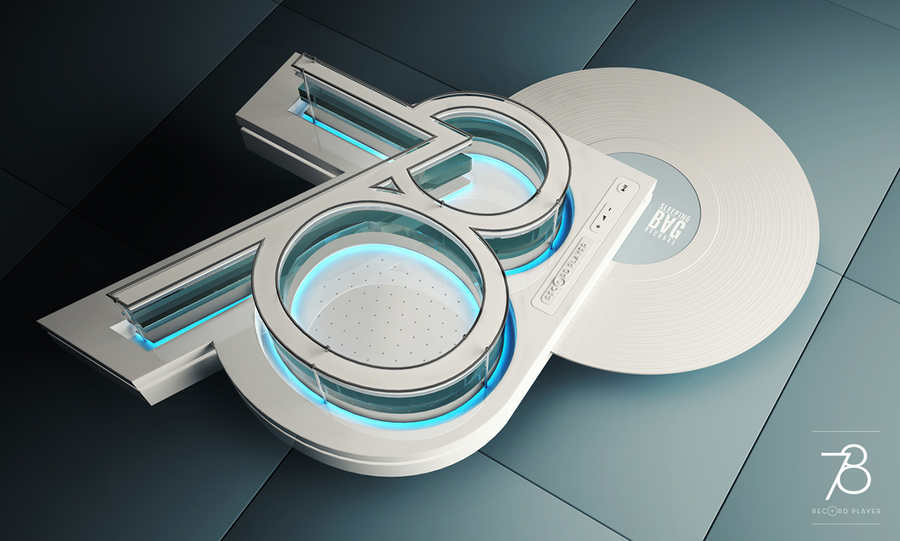 toca discos vinyl