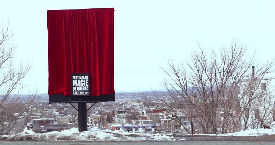 anuncio espectacular que desaparece