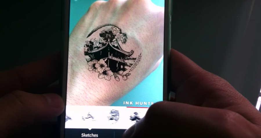 app para diseñar tatuajes