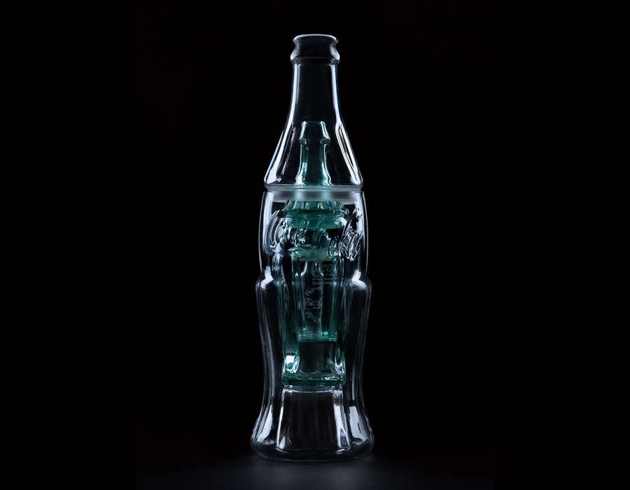 botellas de aniversario Coca-Cola