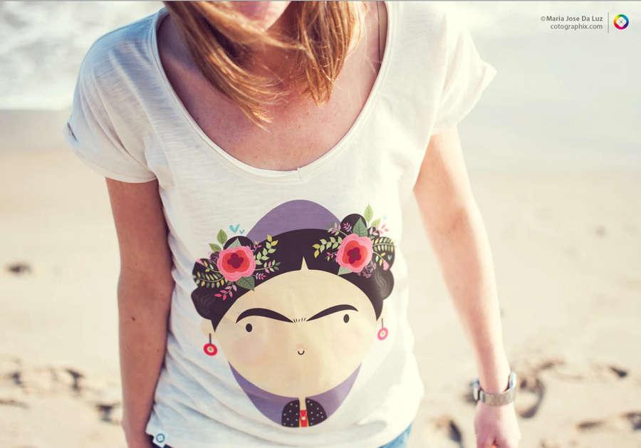 camisetas de Cotographix