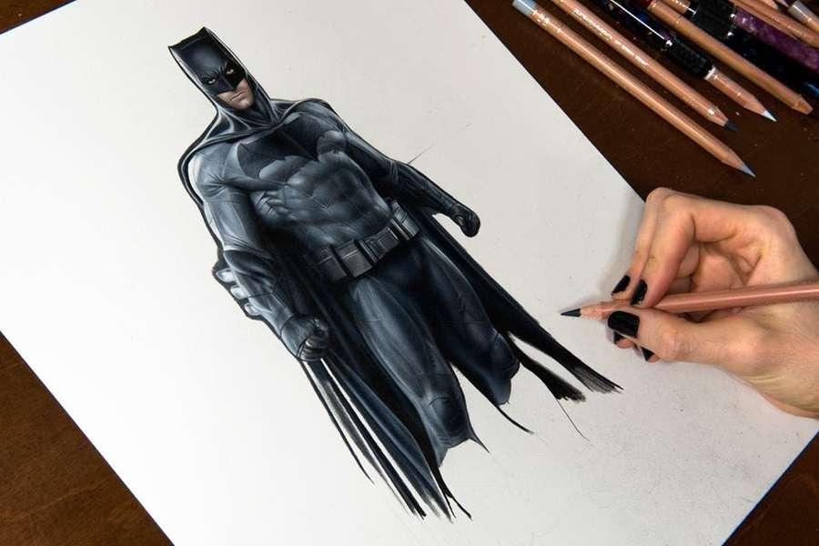 dibujos hiperrealistas con lápiz de grafito