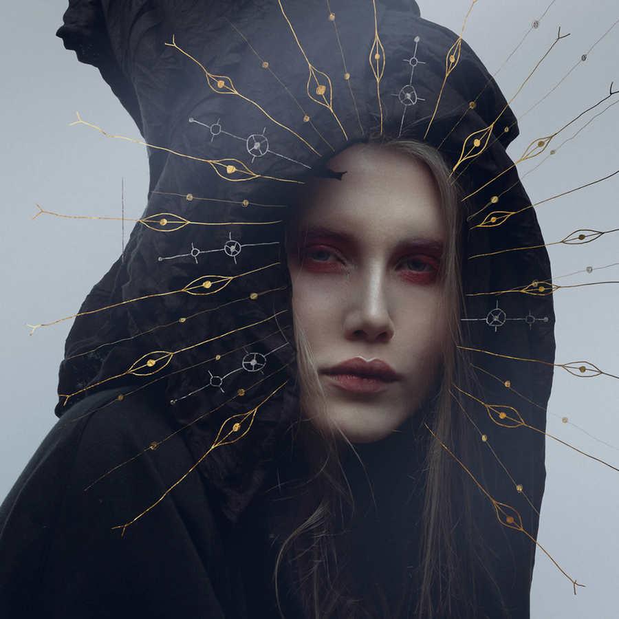 fotografía de surrealismo ruso