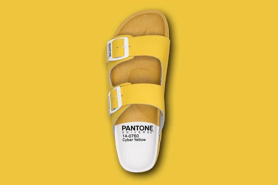 sandalias Pantone