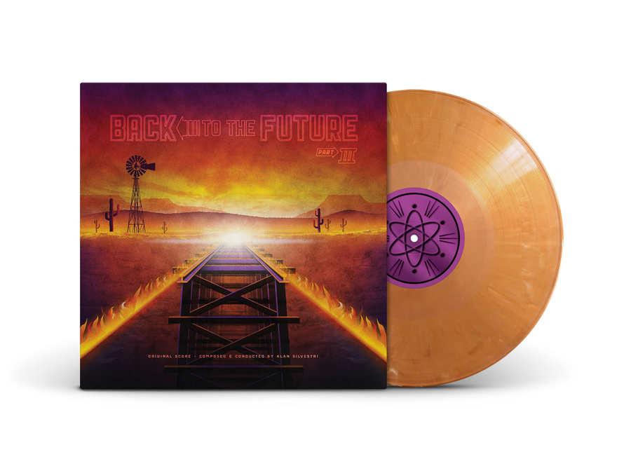 discos vinilo de Back To The Future