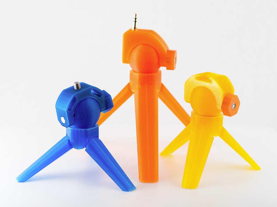 accesorios hechos con impresora 3D