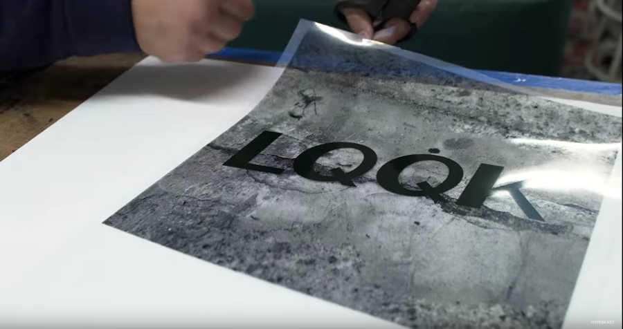 guía para imprimir con serigrafía