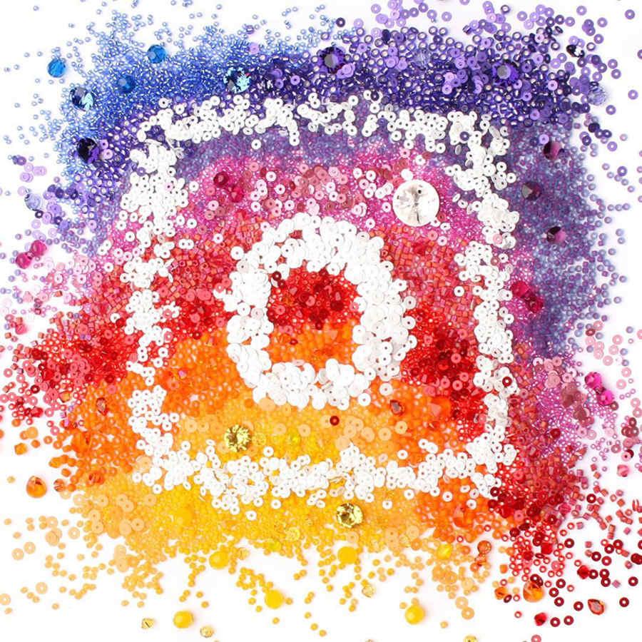 nuevo logo de instagram reinterpretado